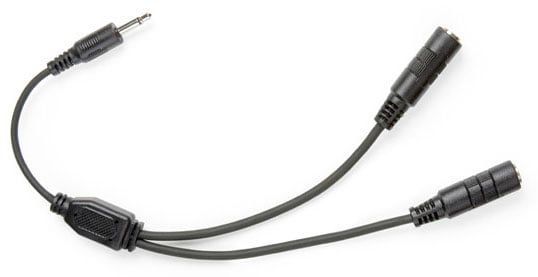 Microphone Y Input Cable for LT-700