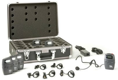15-Person Advanced Portable FM System (72 MHz) (Asia, UK)