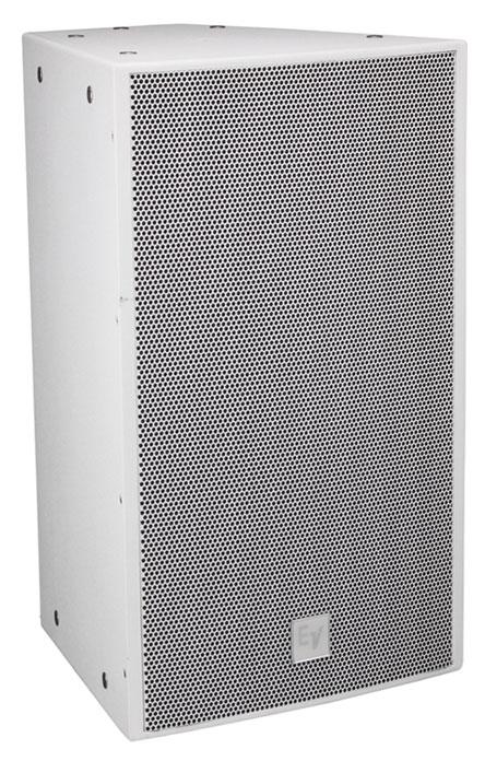 """Electro-Voice EVF1152D/64-WHITE Single 15"""" Two-Way Speaker, 60x40, White EVF1152D/64-WHITE"""