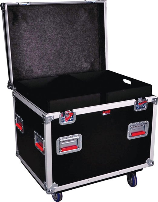 "Truck Pack Trunk Case, with dividers, 30""x22.5""x22.5"""