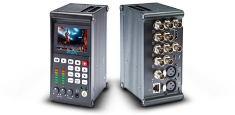 Solid State 4K Recorder