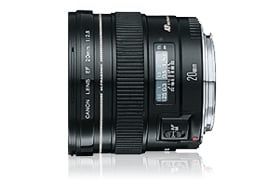 EF 20mm Lens for 2.8 USM