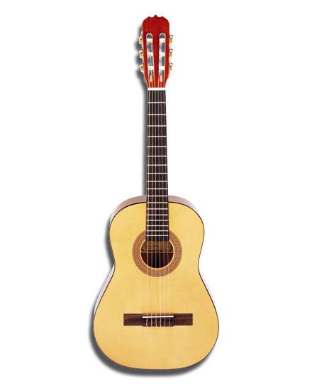 Student Half-Size Acoustic Guitar