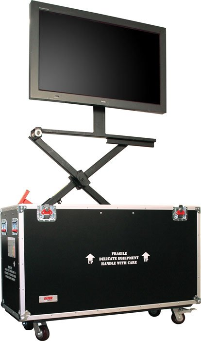 "ATA 55"" LCD/Plasma Lift Road Case"