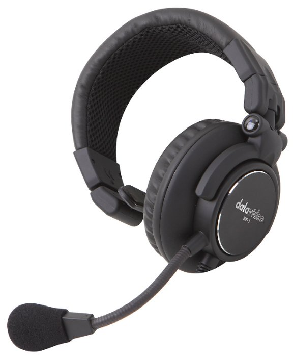 Single-Ear Headset for ITC