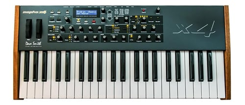 Dave Smith Instruments MOPHO-X4 Polyphonic Synthesizer MOPHO-X4