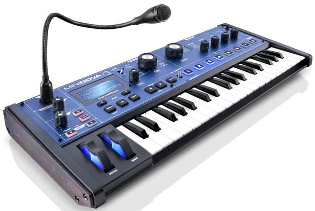 Novation MiniNova 37-Key Compact Performance Synthesizer MININOVA