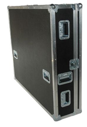 Tour 8 Mixer Case, LS916 with Doghouse, Black
