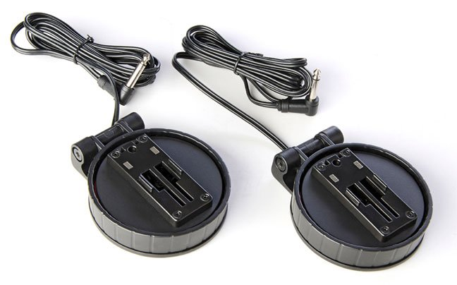 HK Audio LUCASMOUNTS  Add-On Package, 2 mounts & 2 speaker cables LUCASMOUNTS