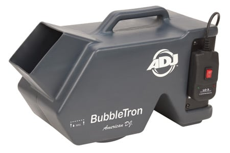 High Powered Bubble Machine