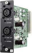 2-channel XLR Input Module for TOA D-901 Mixer