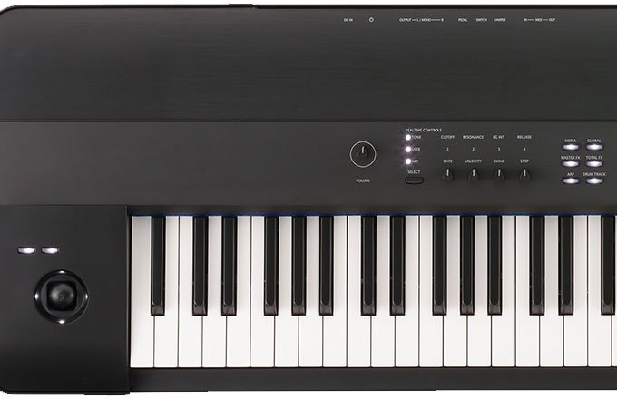 73-Key Music Workstation Keyboard