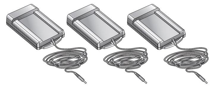 Pack of (3) Panasonic Battery Sleds