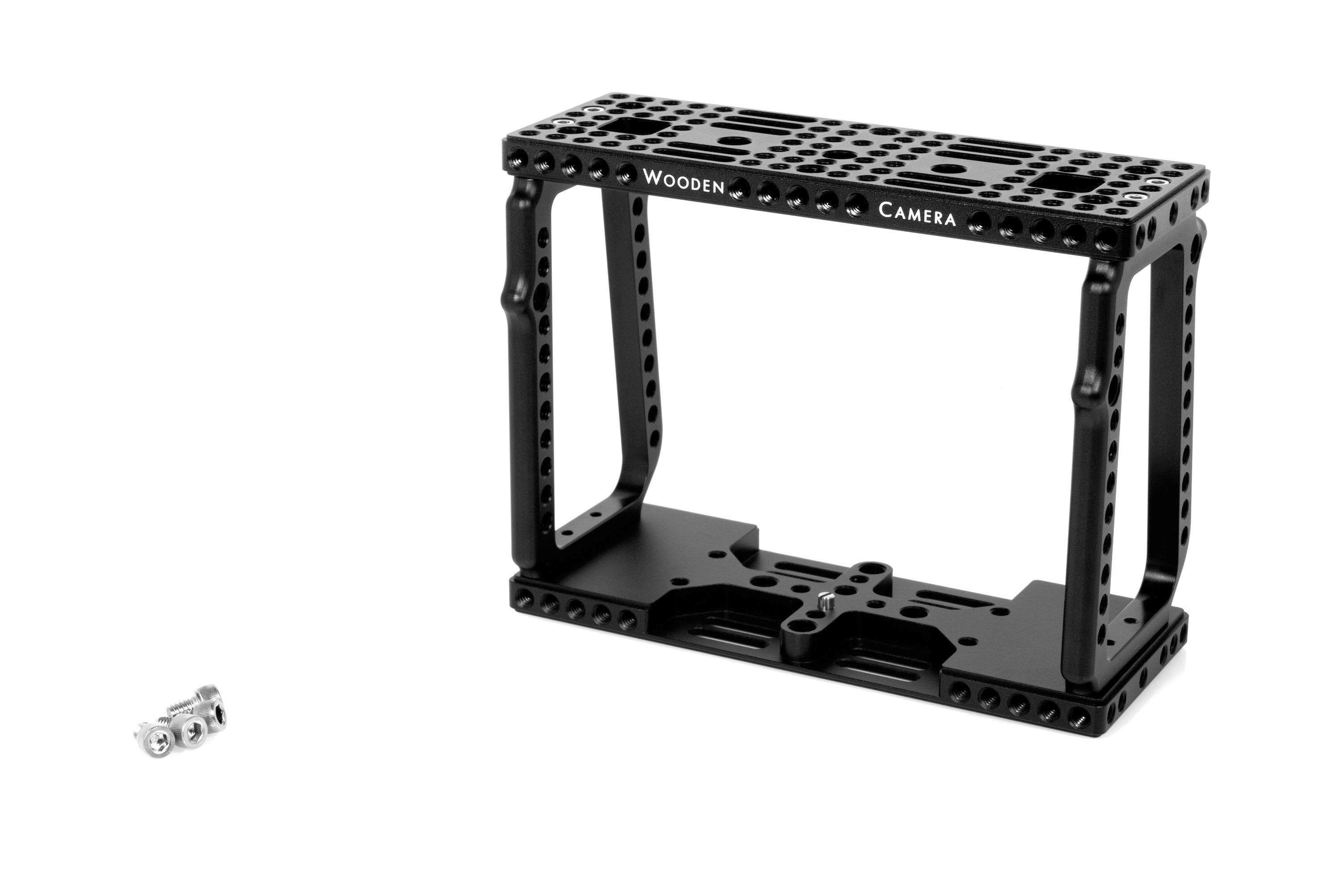 Wooden Camera Camera Cage (BMC) for Blackmagic Design's Cinema Camera CAMERA-CAGE-BMC