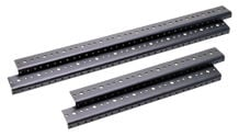 "1 Pair of 45-Space Full Hole Rack Rails (78 3/4"")"