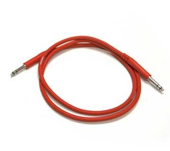 "Patch Cable 36"" TT Quad Red"