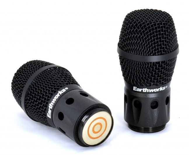 Wireless Vocal Microphone Capsule