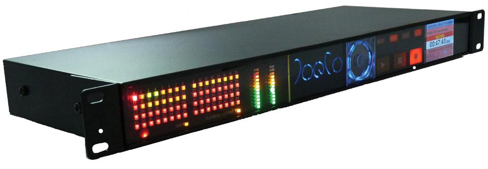 64 Track Blackbox DANTE Recorder