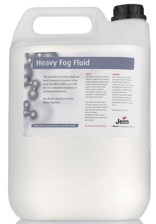 Heavy Fog Fluid (C3 mix)