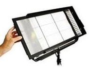 Gel Frame for Prime 400 LED Light
