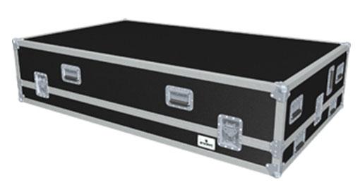Tour 2 Mixer Case, Behringer X32, Black finish