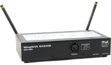 Wingman Base Station/Interface