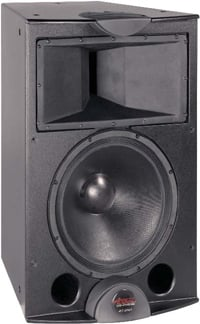 "Passive 2-Way 15"" Loudspeaker in White"