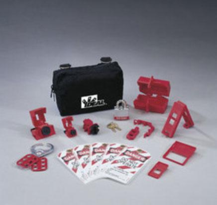 Ideal 44-970 Basic Lockout/Tagout Kit 44-970