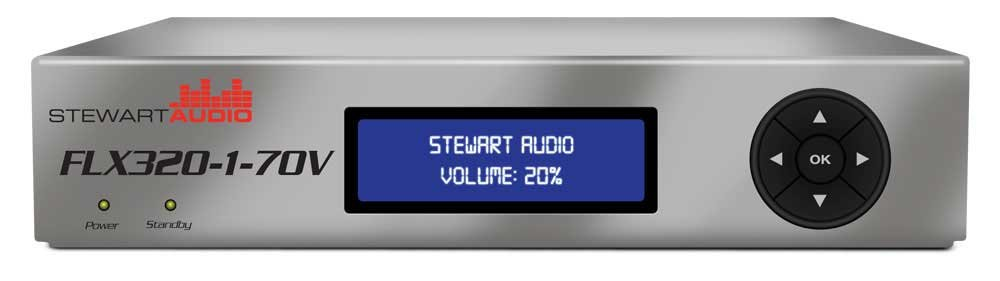 300W 70V/100V Rack Mountable Amplifier