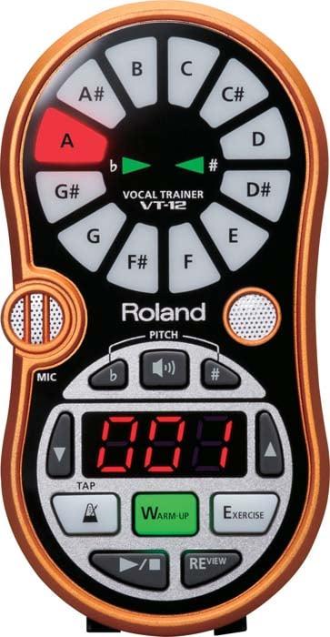 Vocal Trainer in Metallic Orange