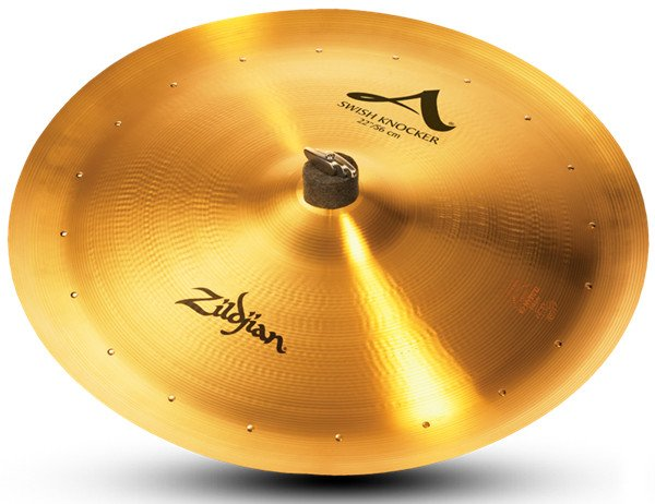 "22"" Swish Knocker Cymbal"