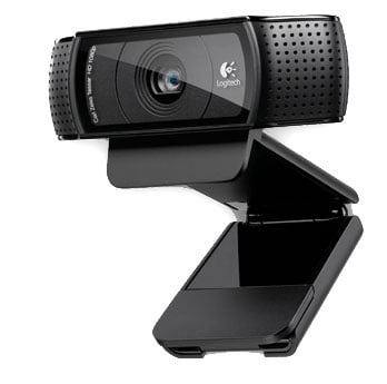 1080P HD USB 2.0 Webcam