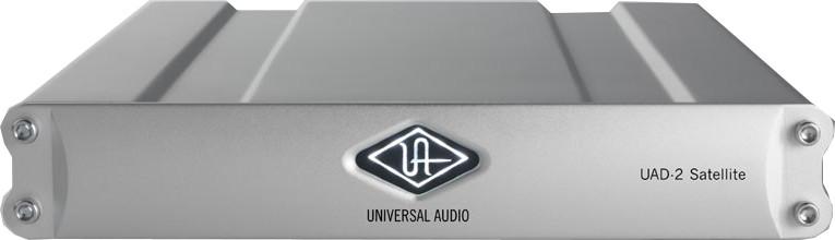 Universal Audio UAD-2 Satellite QUAD Custom FireWire DSP Accelerator Package UAD2-SAT-QUAD-CUSTOM