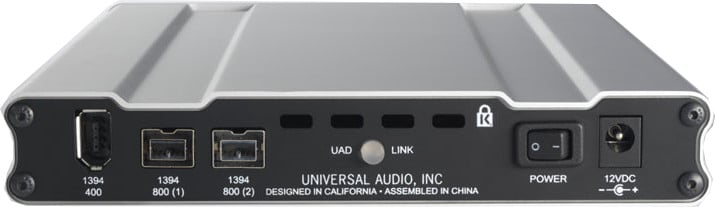 UAD-2 Satellite QUAD Core FireWire DSP Accelerator Package