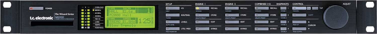 Studio Effects Processor
