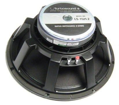 Woofer for TXD-15M, TXP-151, and TXD-151