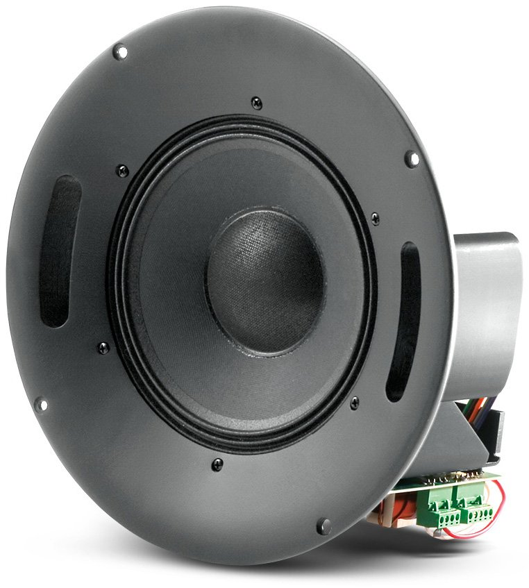 "250W 8"" Coaxial Loudspeaker with HF Compression Driver"