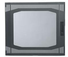 10RU Plexi/Vented Front Door for DTRK-1018 Desktop Rack