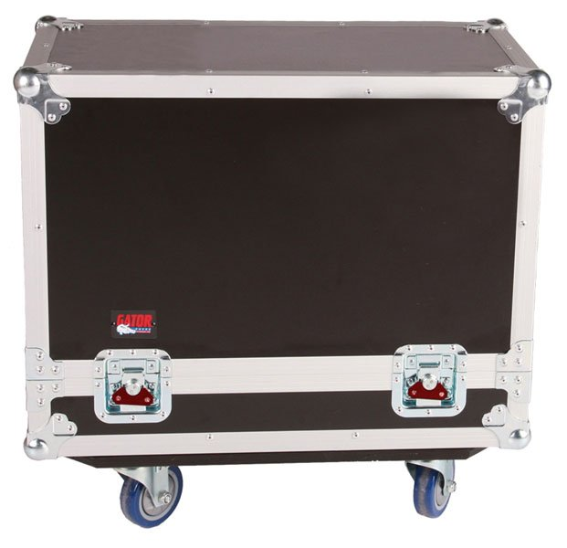 Tour Case For Two QSC K12 Speakers
