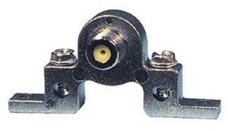 MCM Grounding Block Single Zinc Die-Cast Includes-Mounting Screws