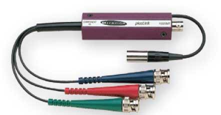 Miranda ADC-191P 12-bit Component Analog Video to SDI Converter