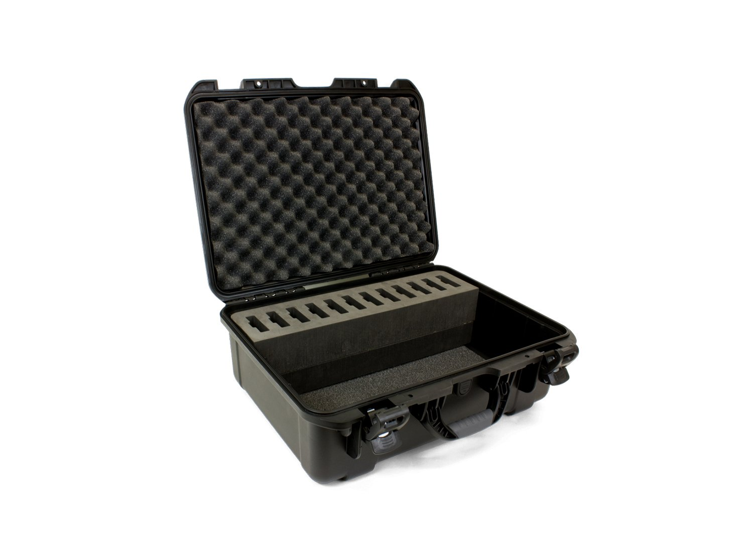 Williams Sound CCS-042-DW  Large Heavy Duty Briefcase, 12 Slot CCS-042-DW