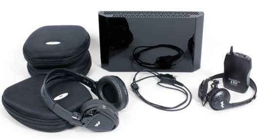 SoundPlus 2-channel Infrared System
