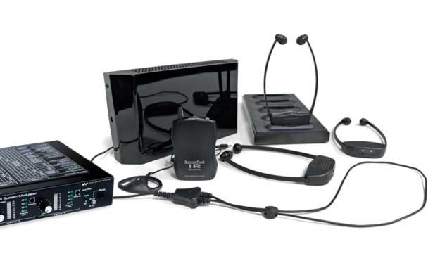 SoundPlus Deluxe Courtroom System