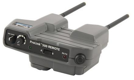 Remote Belt Pack, for ProLink 500