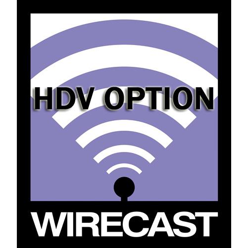 Telestream HDV-OPTION-MAC  Wirecast HDV Option for MAC HDV-OPTION-MAC