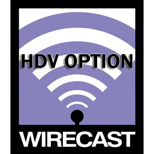 Wirecast HDV Option for Wiindows