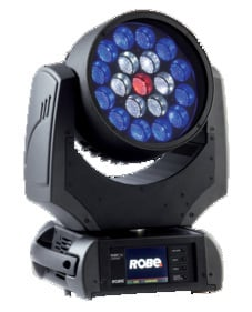 LED Wash Moving Head Fixture