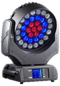 Robe Lighting, Inc ROBIN 600 LEDWash LED Moving Head Wash ROBIN-600-LED-WASH