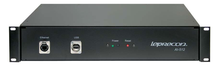 AI-512 Architectural Interface Rackmount A/C Adapter